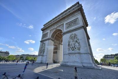 旅の栞(フランス)5月29日パリ [Paris]