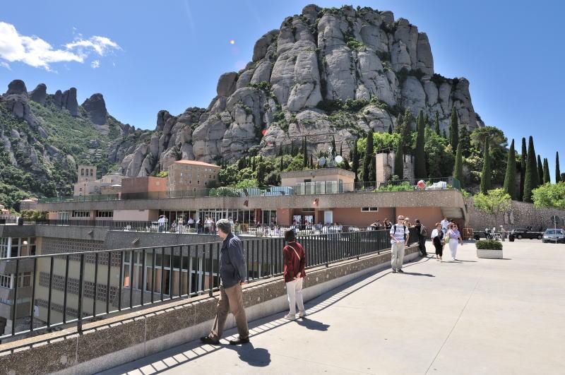 旅の栞 (スペイン) 6月20日モンセラート [Montserrat]